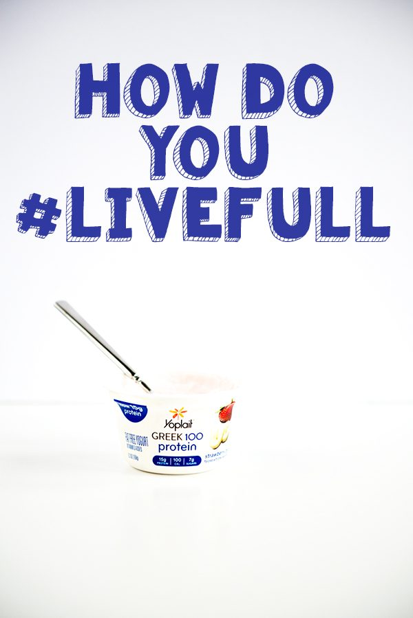 How Do You #LiveFull?
