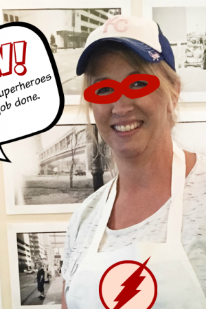 Cabot Volunteer Superheroes