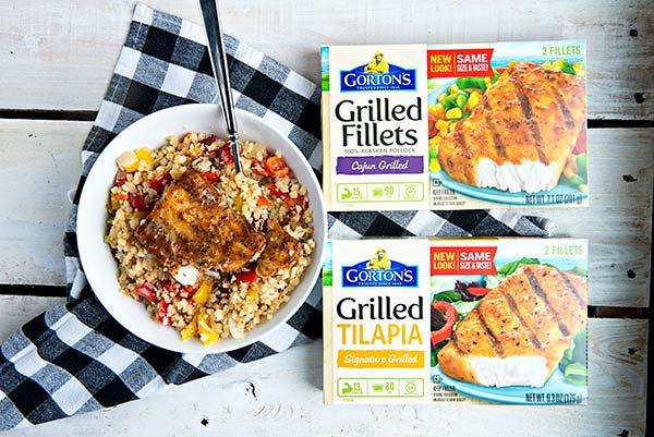 Gorton's Grilled Fillets