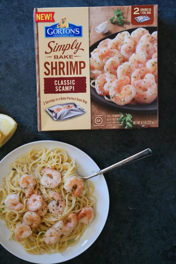 Gorton's Seafood Simply Baked Shrimp