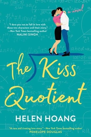 The Kiss Quotient book review on dineanddish.net