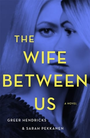 The Wife Between Us a book review on dineanddish.net