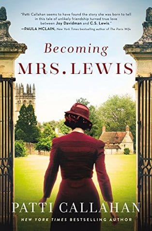 Book Cover Becoming Mrs Lewis