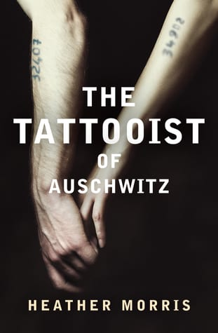 Book cover for The Tattooist of Auschwitz