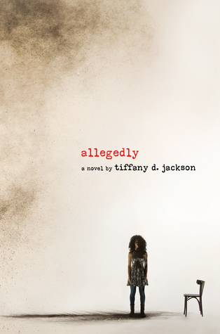 Cover of the book Allegedly by Tiffany Jackson