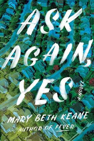 Book Cover of Ask Again Yes