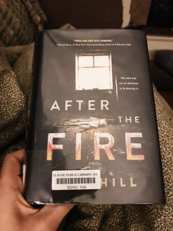 After the Fire Book