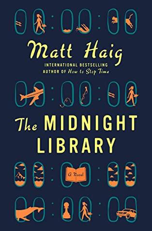 Book Cover The Midnight Library by Matt Haig