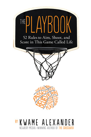 cover of The Playbook by Kwame Alexander