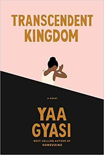 Book Cover Trancendent Kingdom